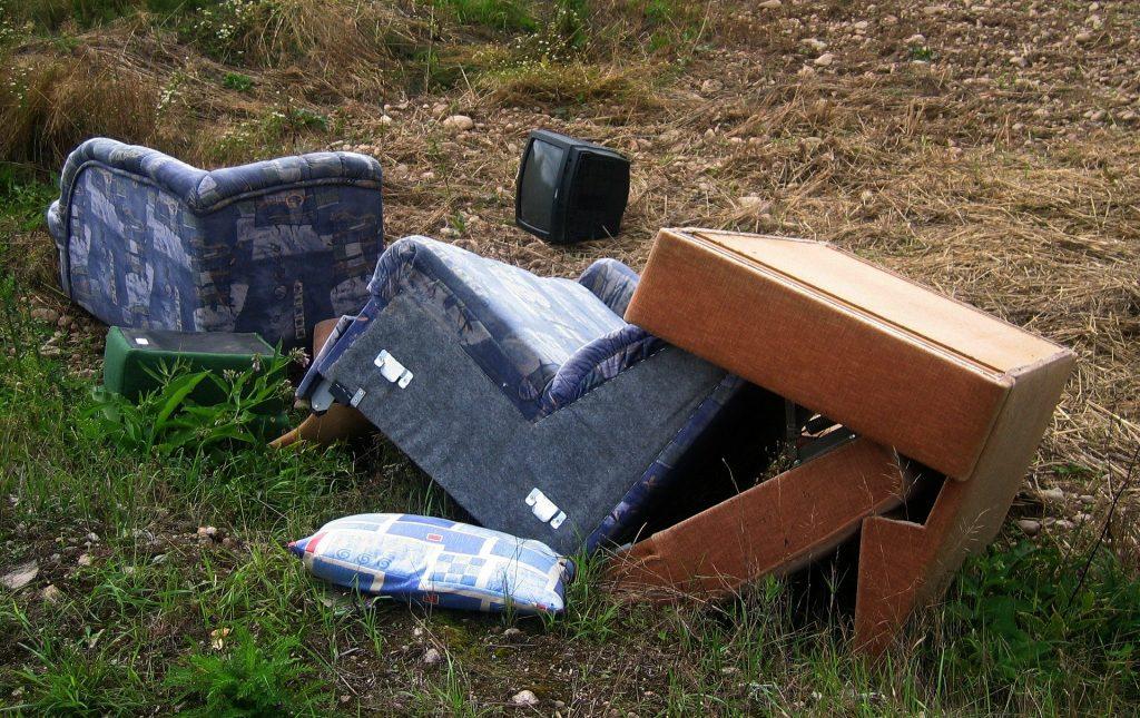 Неправильная утилизация отходов