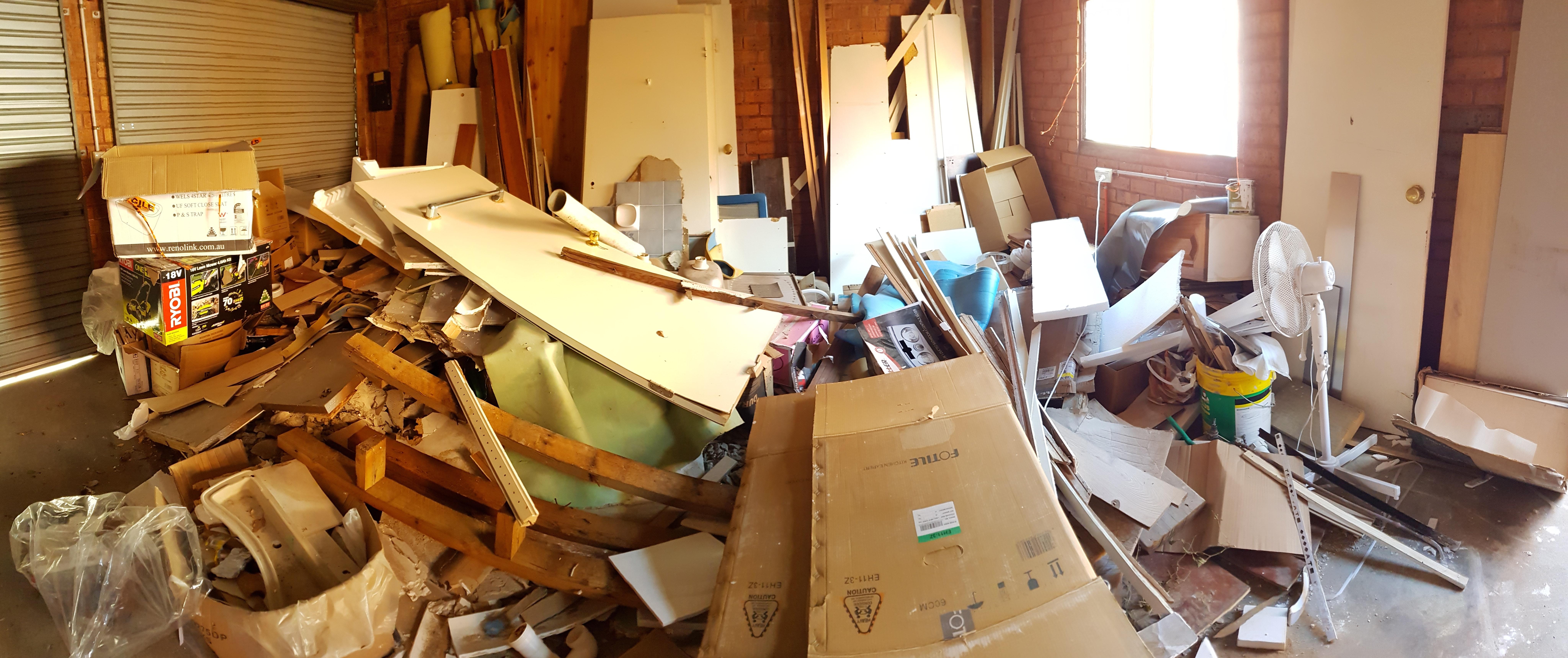 Что является строительным мусором и как его утилизировать