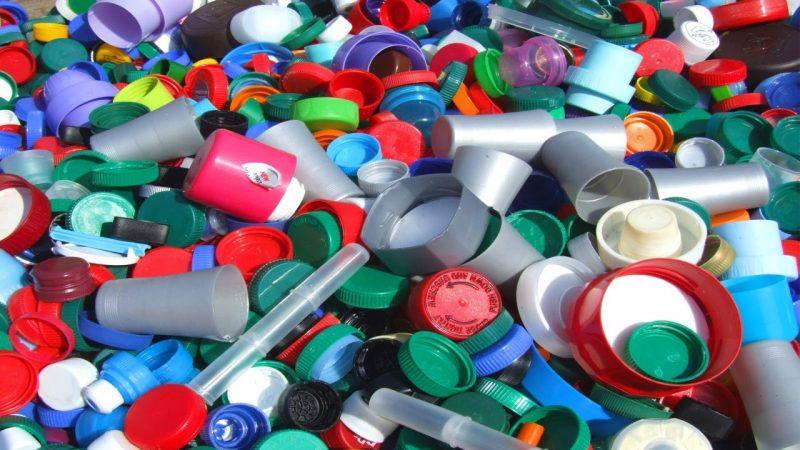 повторная переработка пластика