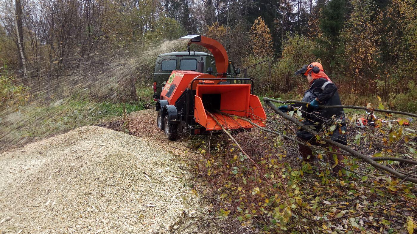 Что можно сделать из веток деревьев, щепы, опилок идругих древесных отходов