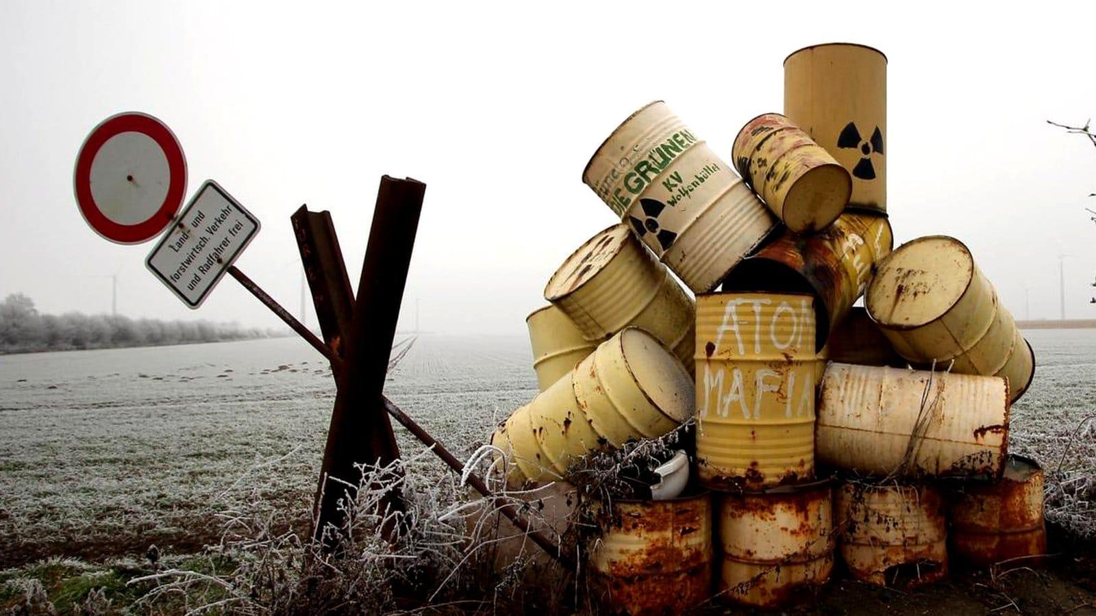 Порядок захоронения радиоактивных отходов и ядерные могильники