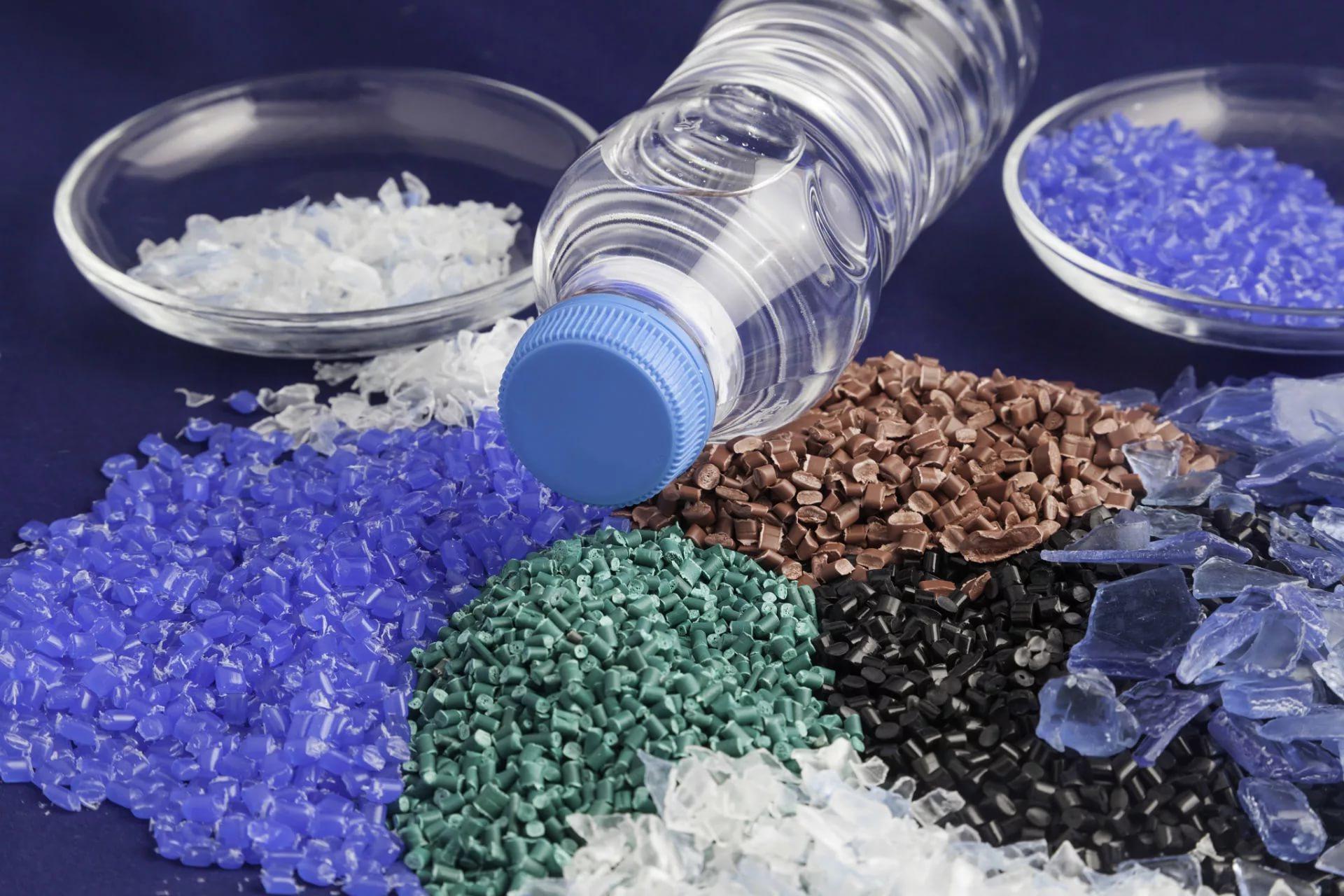 Какой пластик перерабатывается