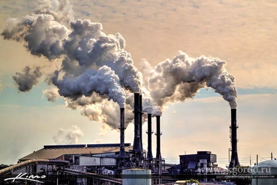 газообразные промышленные отходы