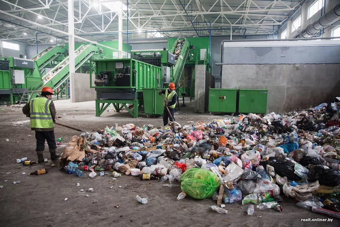 Как сортировать пластик, пригодный для переработки