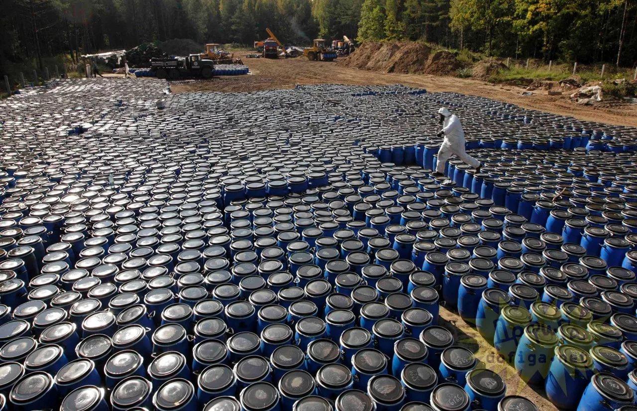 Способы утилизации промышленных отходов, которые нельзя переработать