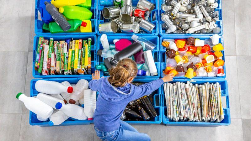 Технология вторичной переработки пластика и утилизации его отходов