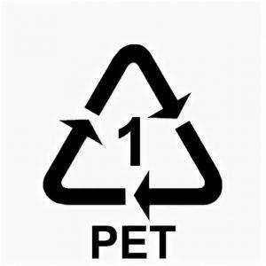 1 или PET