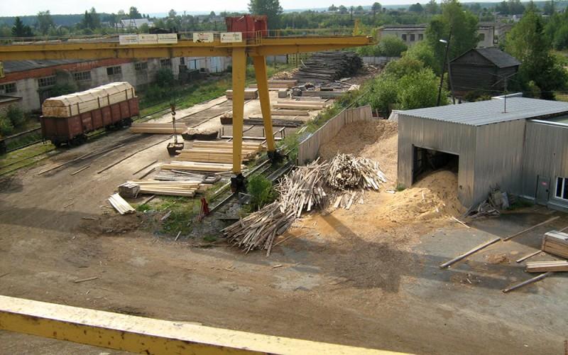 Основные способы утилизации и комплекснойпереработки деревянных отходов