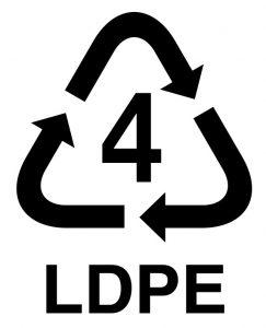 4 или LDPE (PEBD, ПВД)
