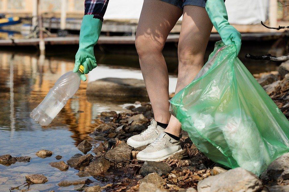Вред полиэтиленов для окружающей среды