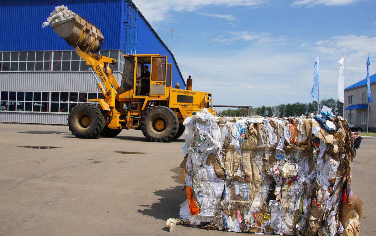 Новая технология переработки отходов