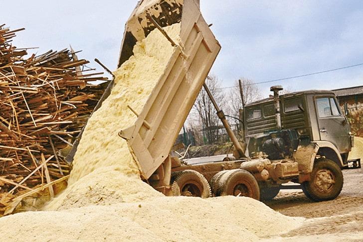 Зачем перерабатывать древесину и отходыдеревообрабатывающей промышленности