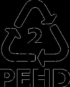 2 или PEHD (HDPE, ПНД)