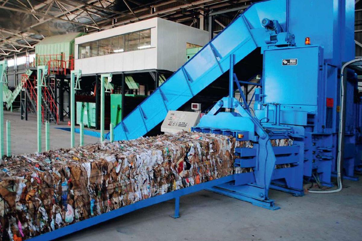 Функции и этапы работы мусороперерабатывающего завода