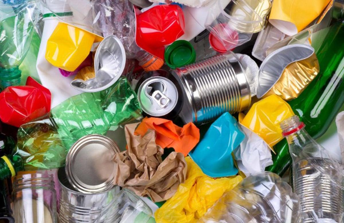 Отходы для вторичной переработки