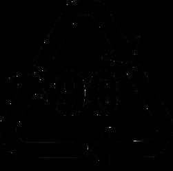Код смеси пластика и алюминия