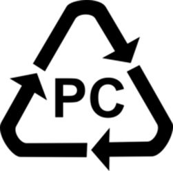 Код переработки поликарбоната