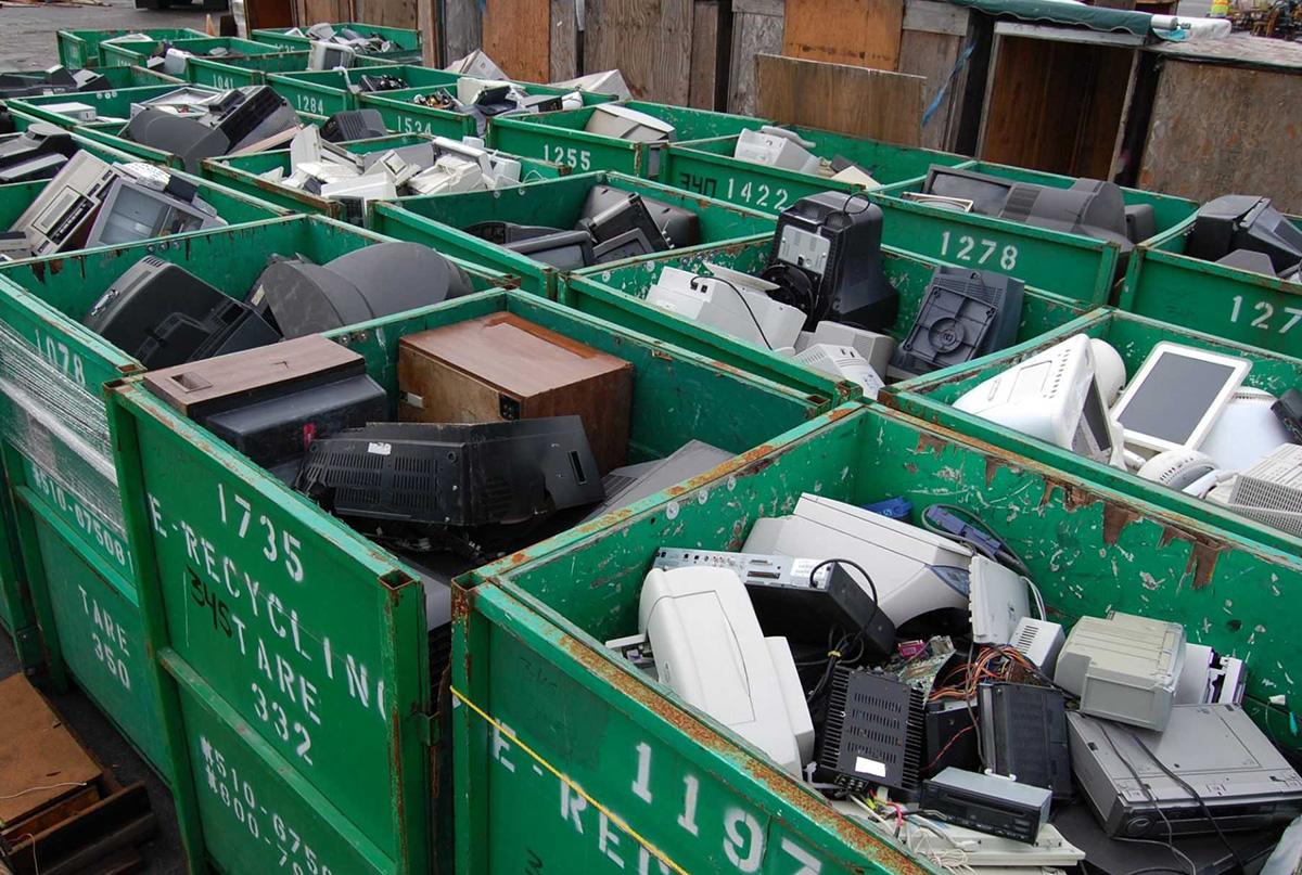 Офисный мусор