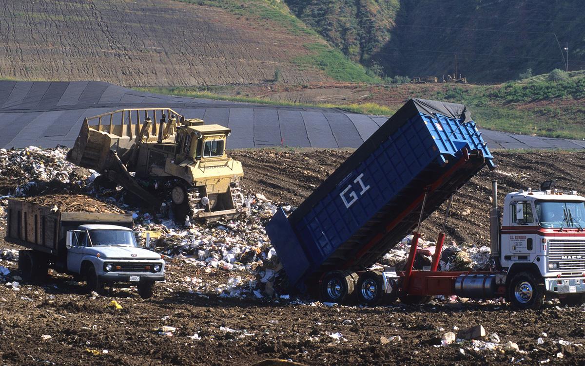 Площадка для хранения отходов