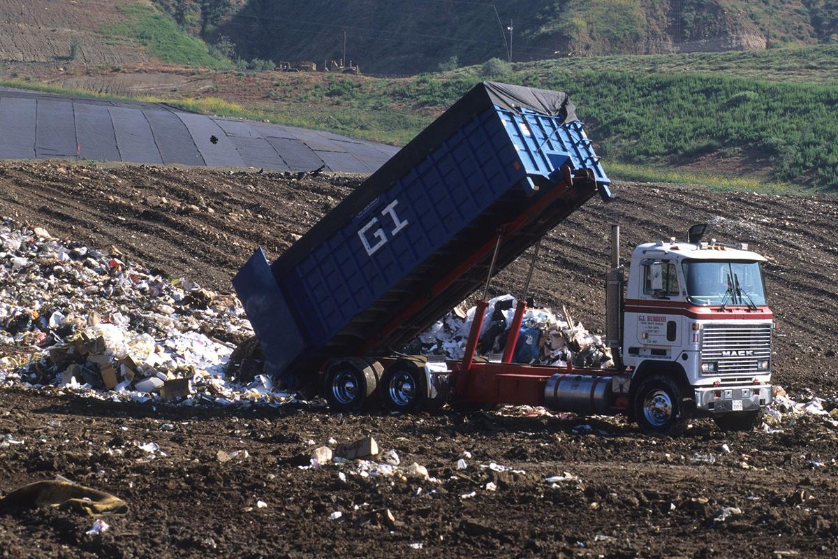 Отличия полигонов ТБО от мусорных свалок и требования к ним СанПиН