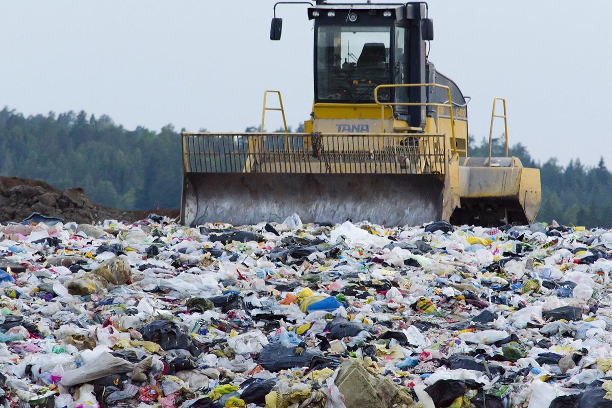 Сброс отходов жизнедеятельности