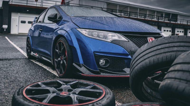 Сдача автомобильных шин на утилизацию