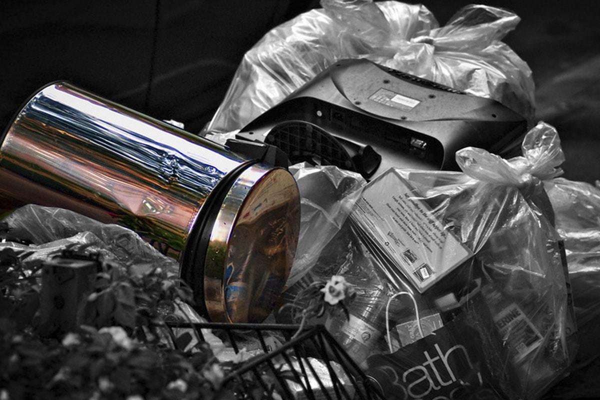 Производственный мусор