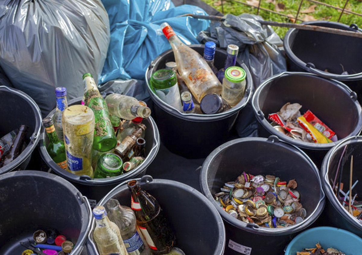 Правила размещения, хранения и накопления отходов