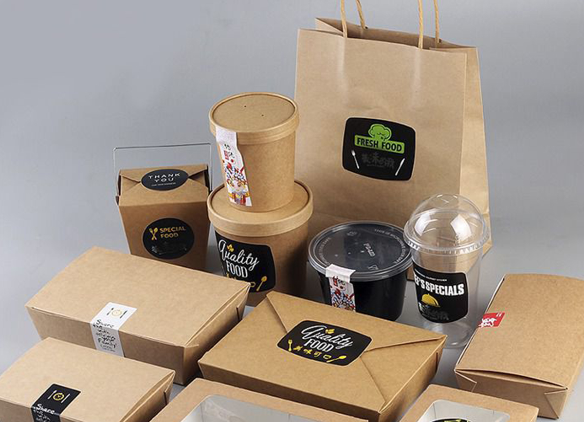 Биоразлагаемая упаковка для еды