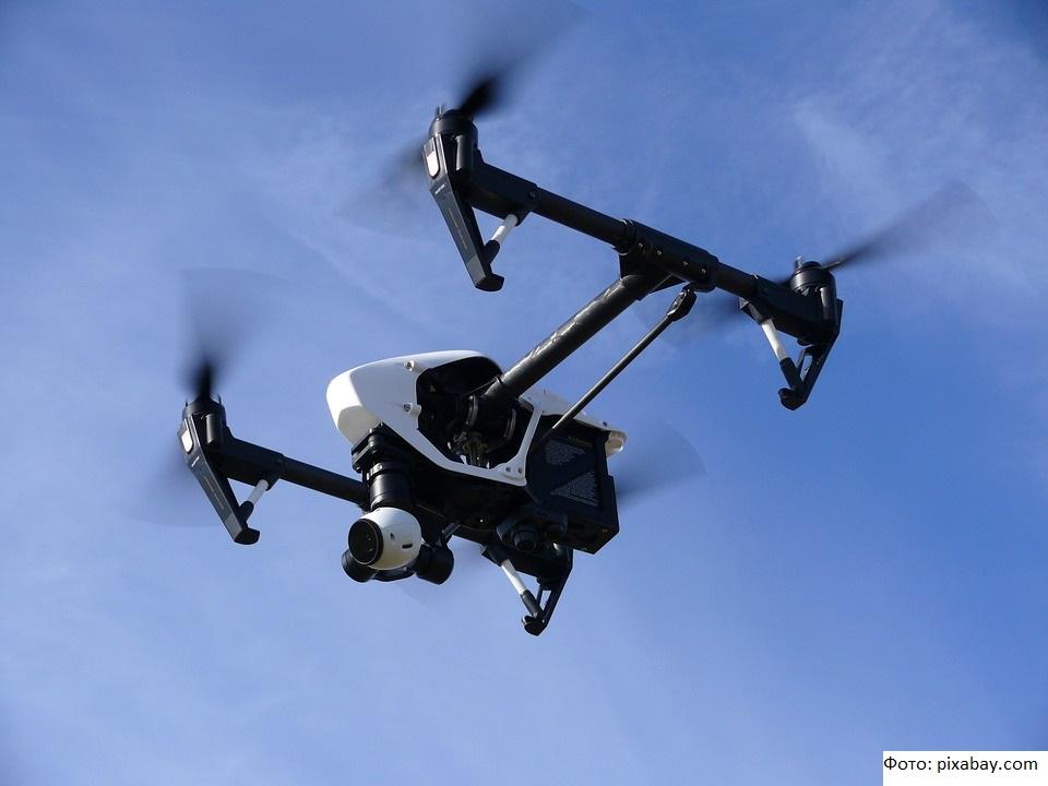 Для поиска незаконных свалок начали использовать дроны