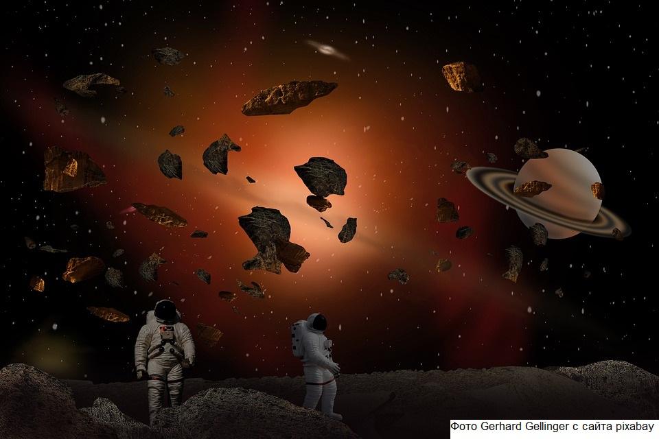 Россия запустит спутник для обнаружения космического мусора