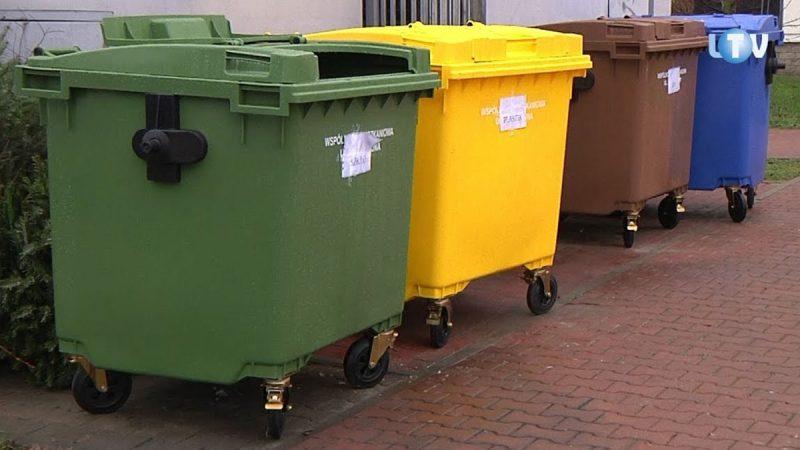 Мусорные контейнеры 1100 литров