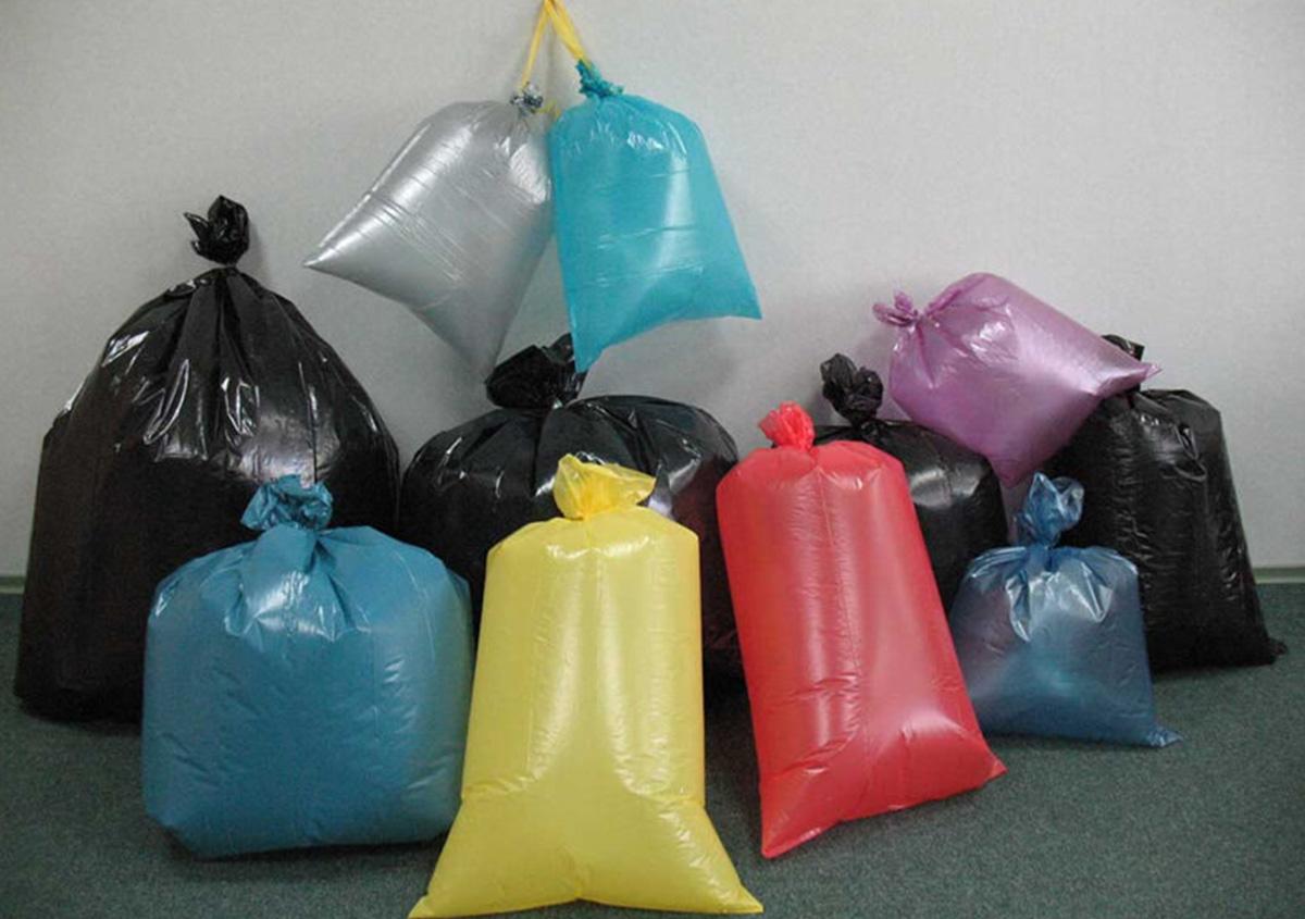Всё о мусорных пакетах — основные виды, где применяются