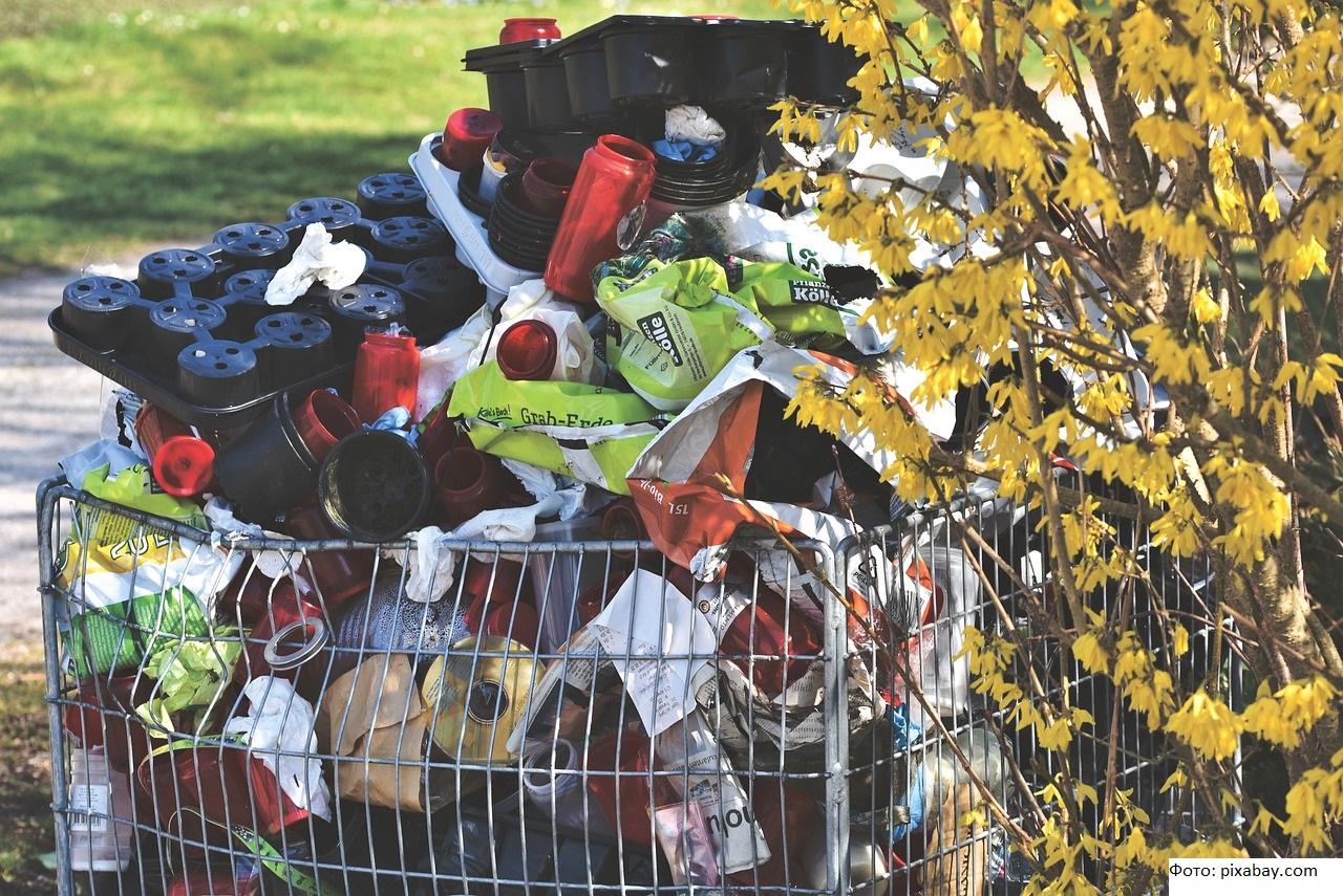 Через 4 года почти весь российский мусор пойдет в обработку