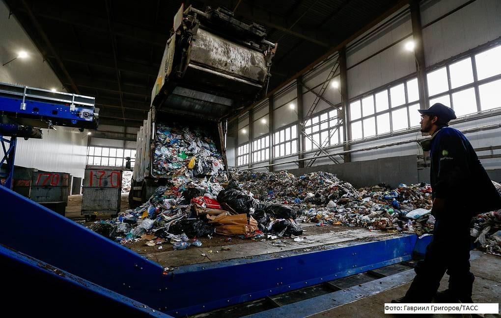 25 новых мусоросжигательных заводов построят в России