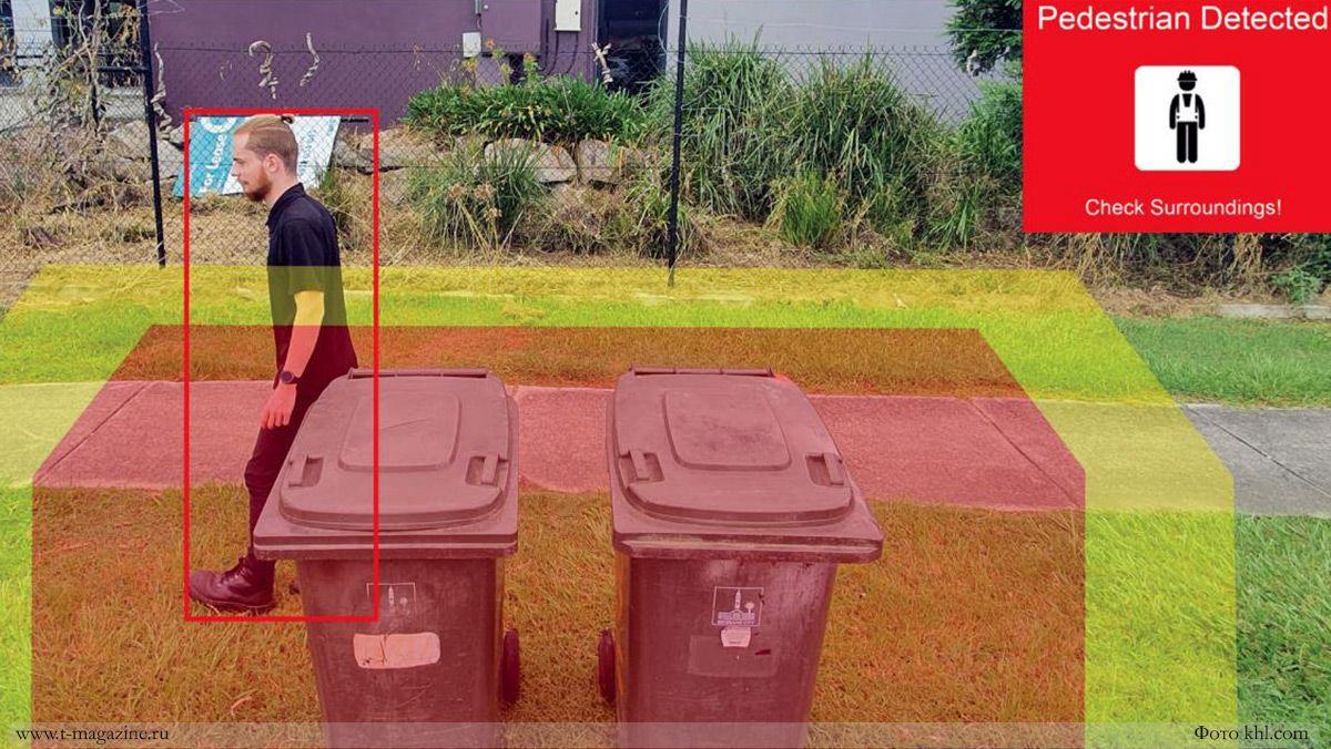 Австралийцы предложили оснастить мусоровозы искусственным интеллектом