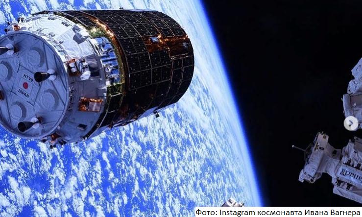В Роскосмосе разработали сборщика космического мусора