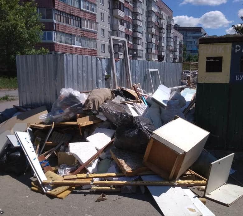 На Сахалине заработает такси по вывозу крупногабаритного мусора