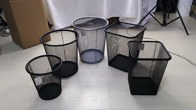 Мусорные корзины для офиса