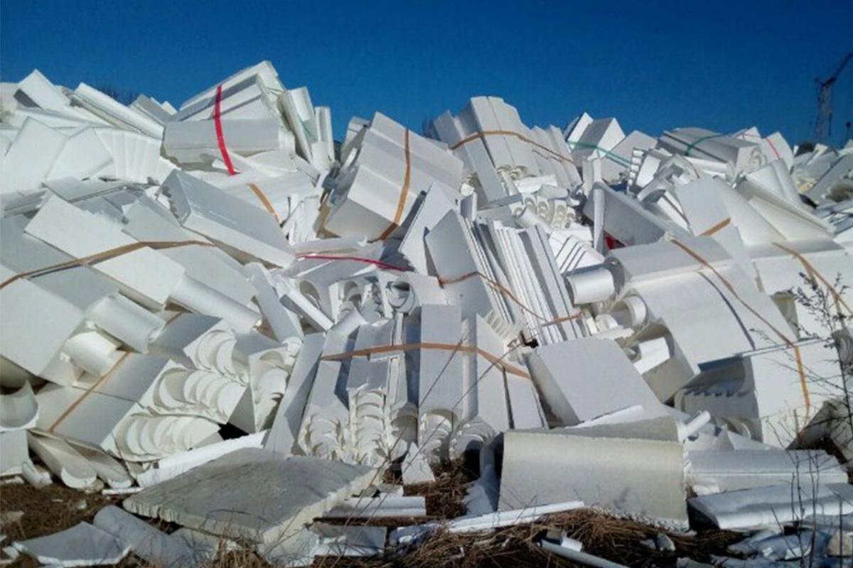 Всё о переработке и утилизации отходов пенопласта