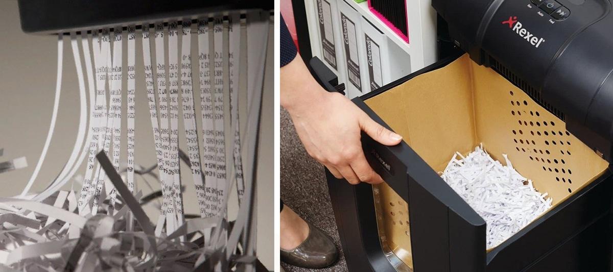 Технология уничтожения бумаги
