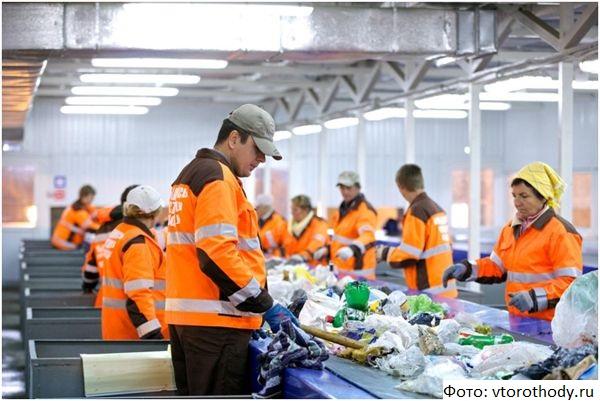 Первый комплекс по сортировке отходов запущен в Приморье