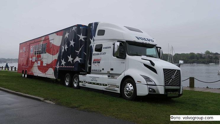Концерн Volvo Group признали лидером безотходного производства