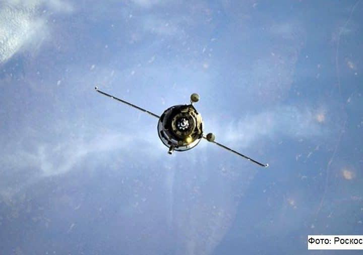 Космический грузовик вывез мусор с МКС