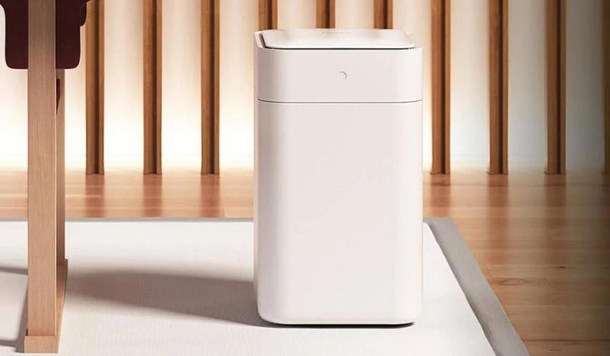 Все о мусорном ведре Xiaomi Smart Trash — описание, характеристики