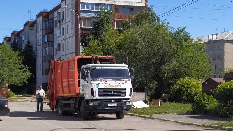 В Челябинской области разгорелся мусорный конфликт