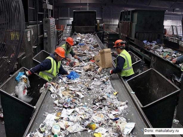 Под Хабаровском строят крупный мусороперерабатывающий завод