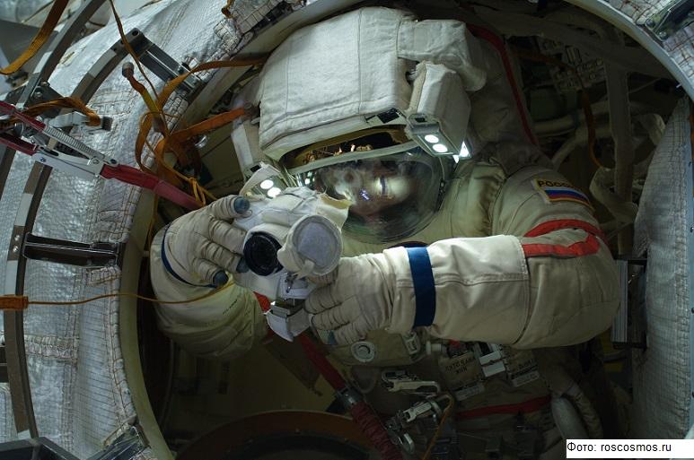 Российские ученые нашли способ перерабатывать отходы в космосе