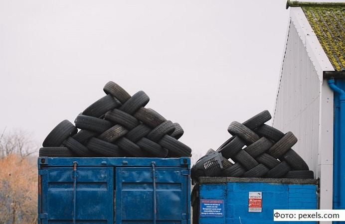 В Костроме построят завод по переработке автомобильных покрышек