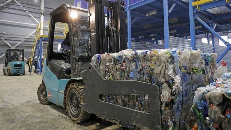 В Тюменской области готовят к запуску мусоросортировочный комплекс